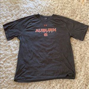 Under Armour Auburn Baseball shirt